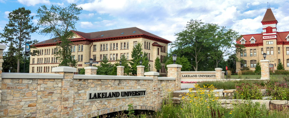 Lakeland University  Learn more about our home campus in the United States.  More ▶