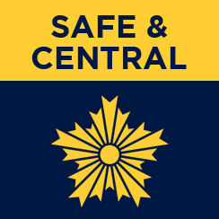 Safe and Central