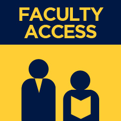 Access to Faculty and Advising